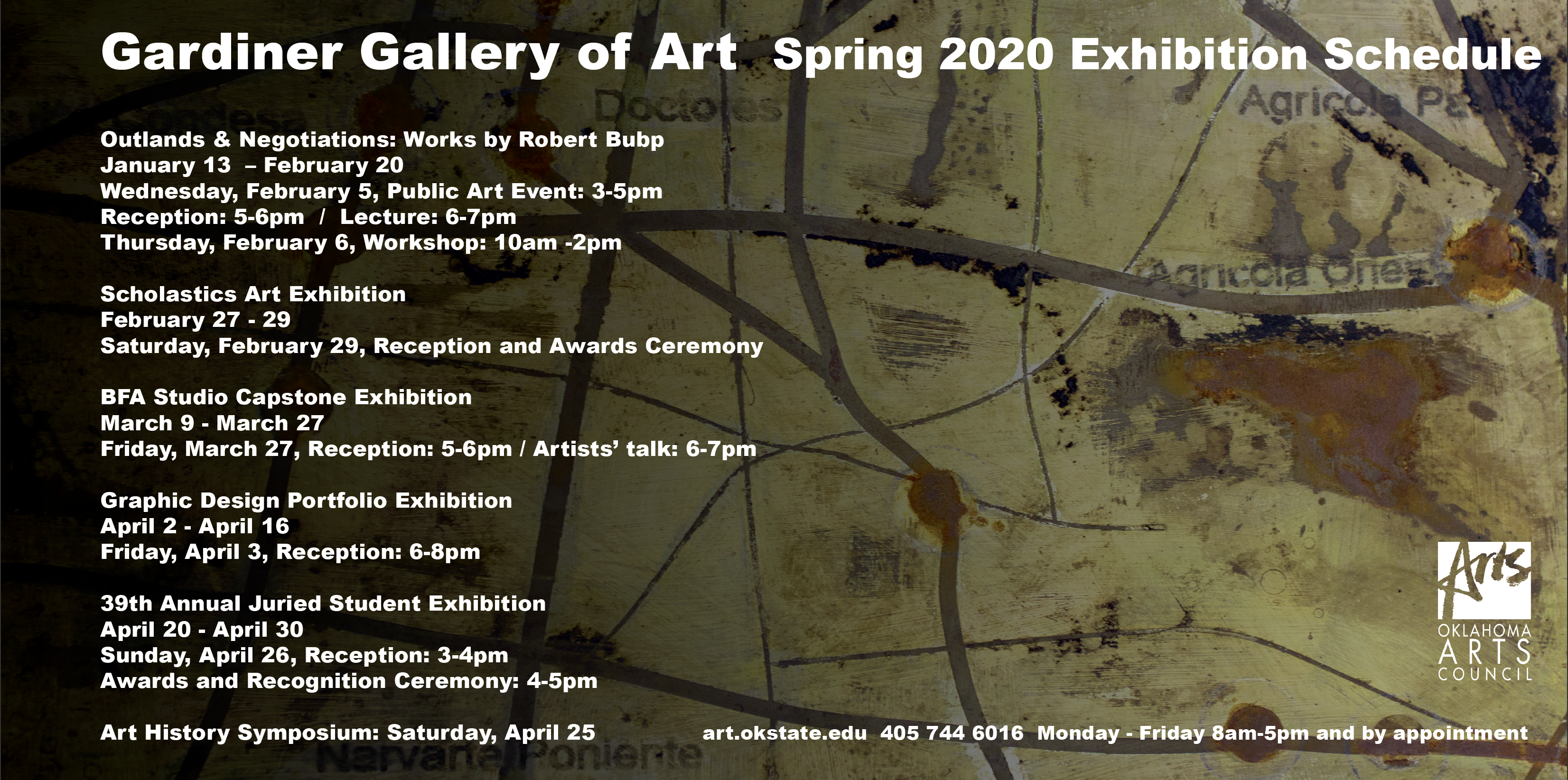 Gallery Card Spring 2020