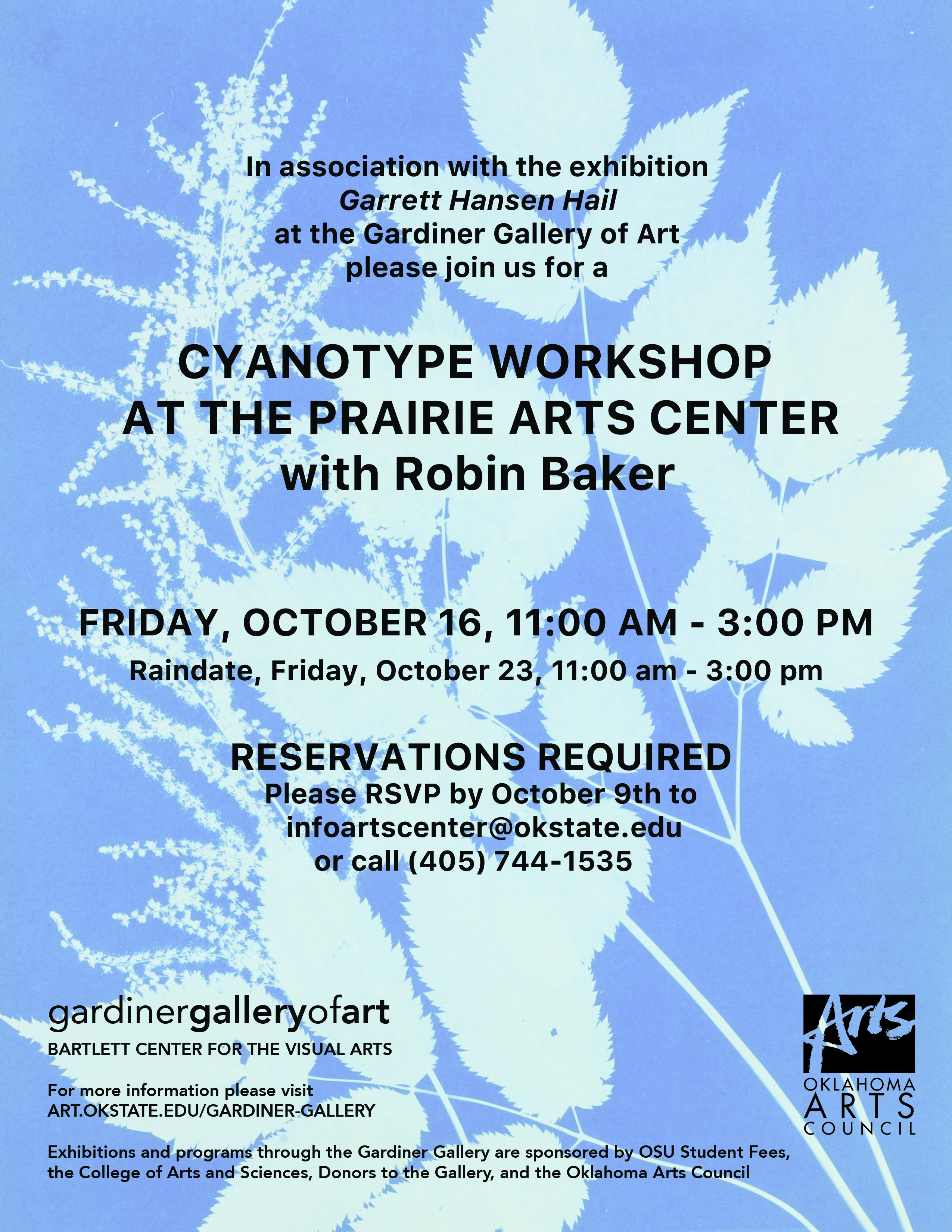 Gardiner Hansen Baker Workshop